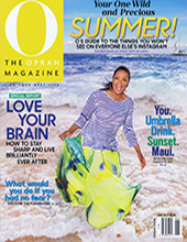 """NYDG skincare featured in Oprah"""" height="""